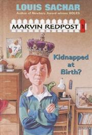 Cover of: Marvin Redpost