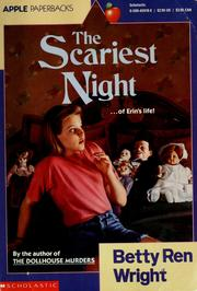Cover of: The Scariest Night