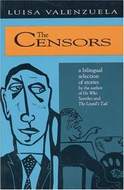 Cover of: The Censors