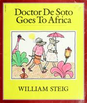 Cover of: Doctor De Soto goes to Africa