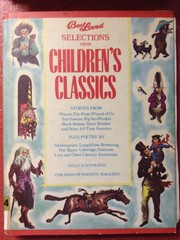 Cover of: Best Loved Selections from Children's Classics