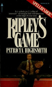 Cover of: Ripley's Game (Ripley #3)