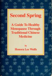 Cover of: Second spring