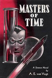 Cover of: Masters of Time