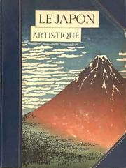 Cover of: Le  Japon artistique: documents d'art et d'industrie