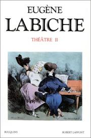Cover of: Théâtre