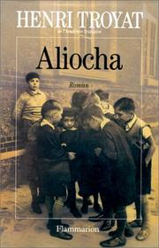 Cover of: Aliocha