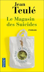 Cover of: Le magasin des suicides