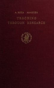 Cover of: Teaching through research