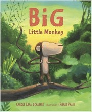 Cover of: Big Little Monkey