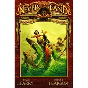 Cover of: Blood Tide: a Never Land book