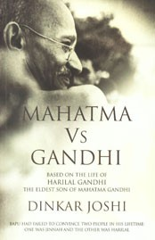 Cover of: Mahatma Vs Gandhi