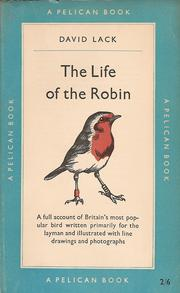 Cover of: The life of the robin
