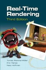 Cover of: Real-time rendering