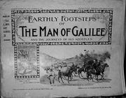 Cover of: Earthly footsteps of the Man of Galilee