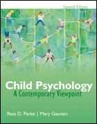 Cover of: Child psychology
