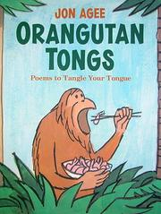 Cover of: Orangutan tongs: poems to tangle your tongue