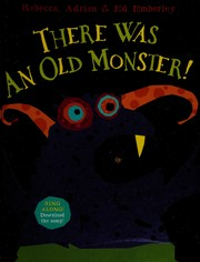 Cover of: There was an old monster