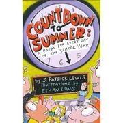 Cover of: Countdown to summer: 180 poems for every day of the school year