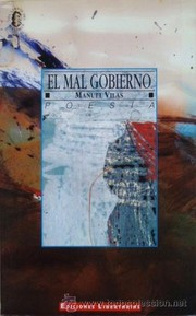 Cover of: El mal gobierno
