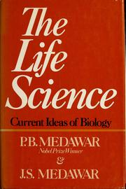 Cover of: The life science