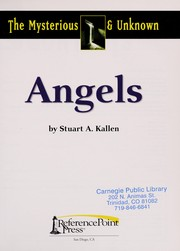 Cover of: Angels: part of the mysterious & unknown