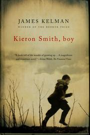 Cover of: Kieron Smith, boy
