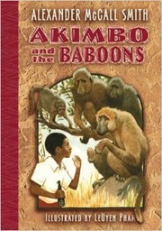 Cover of: Akimbo and the Baboons