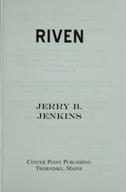 Cover of: Riven