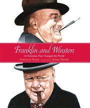 Cover of: Franklin and Winston: a Christmas that changed the world
