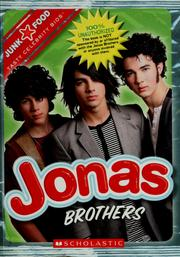Cover of: Jonas Brothers