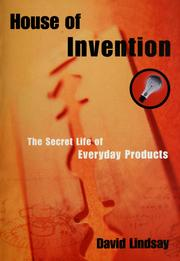 Cover of: House of invention