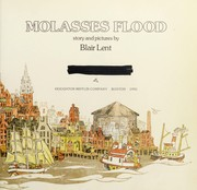 Cover of: Molasses flood