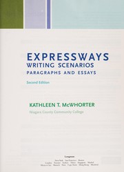 Cover of: Expressways for Writing Scenarios