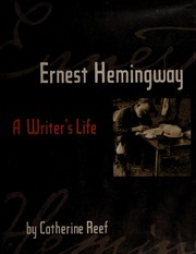 Cover of: Ernest Hemingway: a writer's life