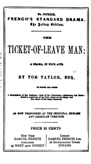 Cover of: The ticket-of-leave man