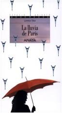 Cover of: La lluvia de París