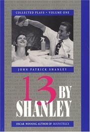 Cover of: 13 by Shanley