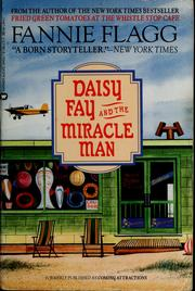 Cover of: Daisy Fay and the Miracle Man