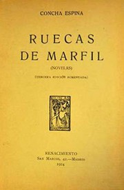 Cover of: Ruecas de marfil