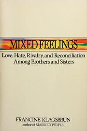 Cover of: Mixed Feelings