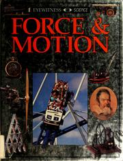 Cover of: Force & motion