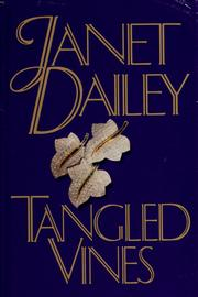 Cover of: Tangled vines: a novel