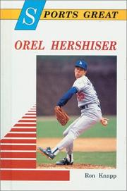 Cover of: Sports great Orel Hershiser
