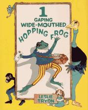 Cover of: One gaping wide-mouthed hopping frog