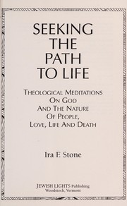 Cover of: Seeking the path to life