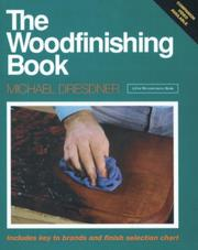 Cover of: The woodfinishing book