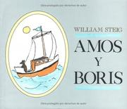 Cover of: Amos y Boris