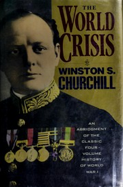 Cover of: The world crisis