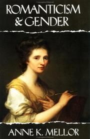 Cover of: Romanticism & gender